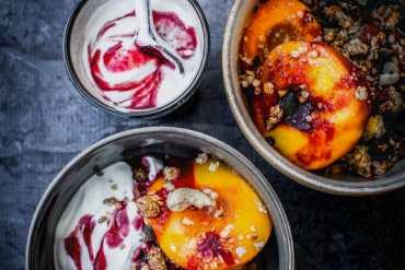 Granola aux fruits d'été