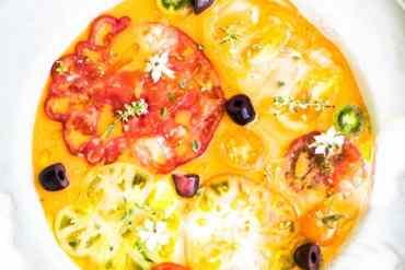 Premières tomates de saisons