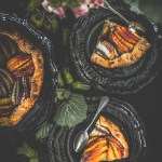 Tarte rustique pêches Magali ANCENAY Photographe Culinaire
