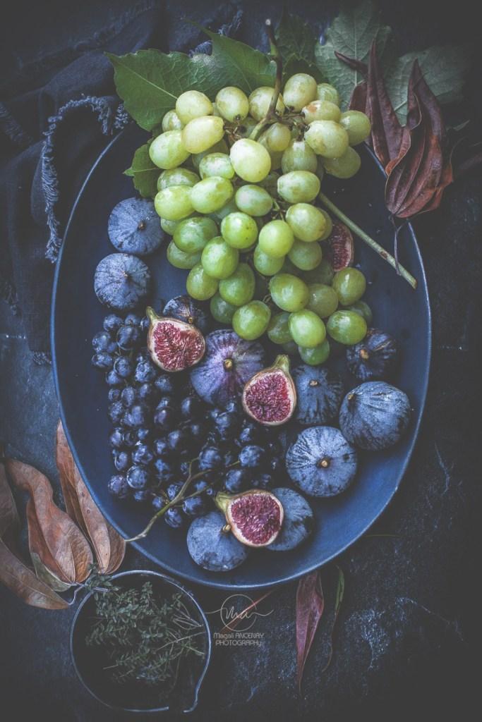 tarte figues - Magali ANCENAY PHOTOGRAPHE CULINAIRE