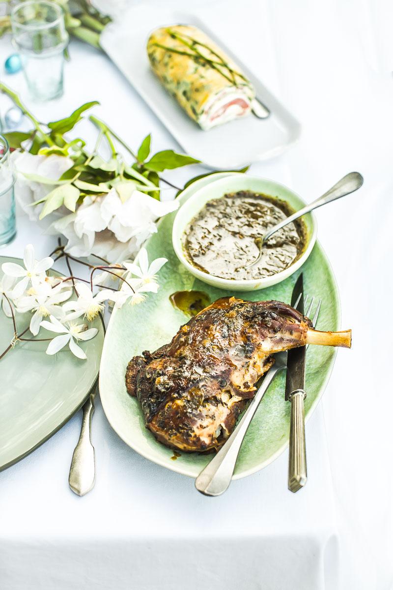épaule agneau façon Marrakech - Magali ANCENAY PHOTOGRAPHE Culinaire