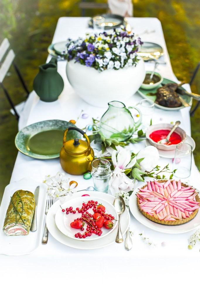 Déjeuner de Pâques  - Magali ANCENAY PHOTOGRAPHE Culinaire