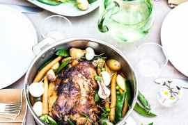 Navarin d'agneau printanier - Magali ANCENAY PHOTOGRAPHE Culinaire