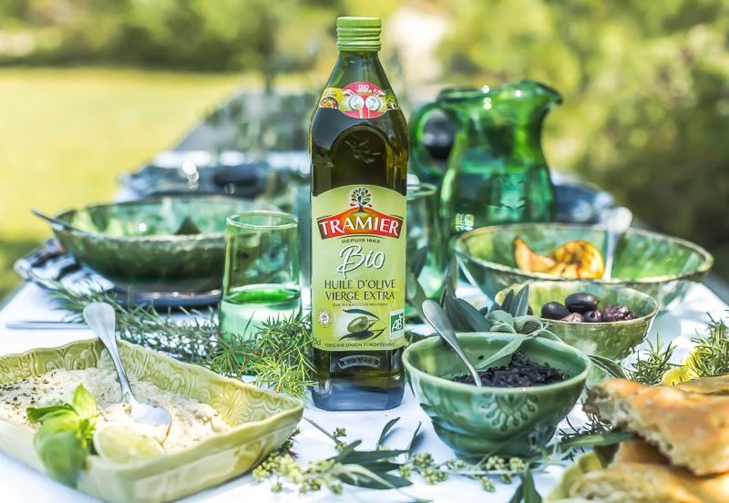 Huiles d'olive TRAMIER