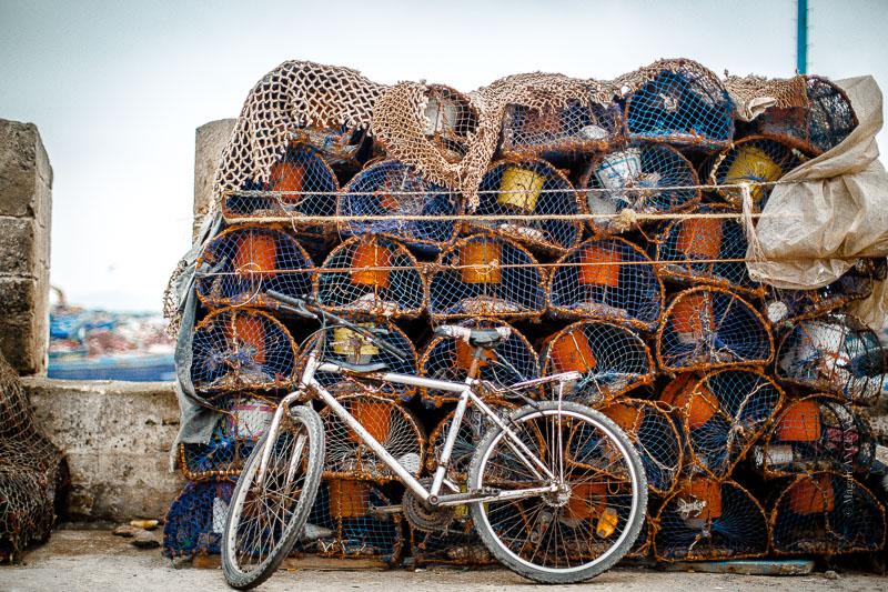 Ballotine de saumon - Essaouira