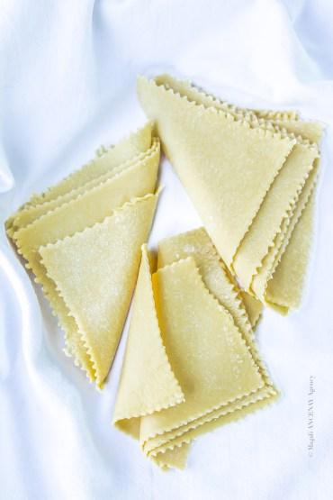 Premières pâtes fraîches maison- Magali ANCENAY
