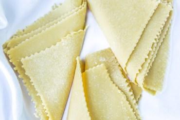 Recette de pâtes fraîches maison