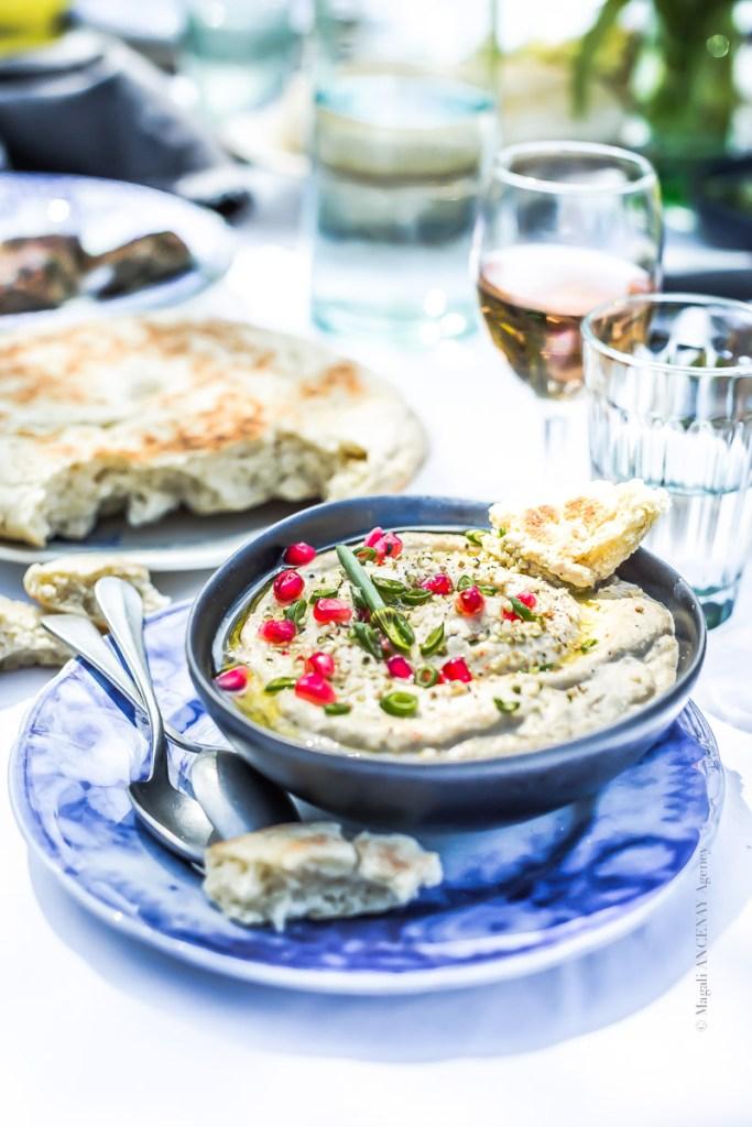 Mon caviar d'aubergine fumées - Magali ANCENAY