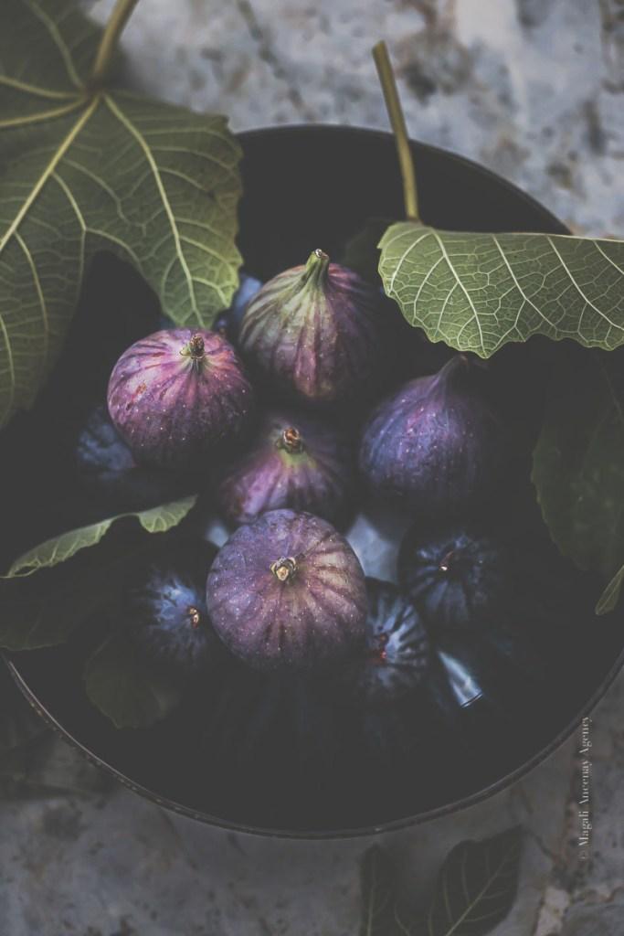 Figues du jardin - Magali ANCENAY