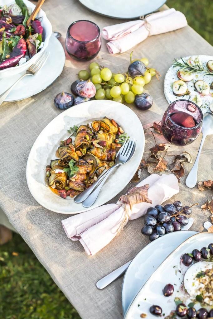 Déjeuner au soleil de Provence - Magali Ancenay