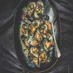 Moules à la crème - Magali ANCENAY