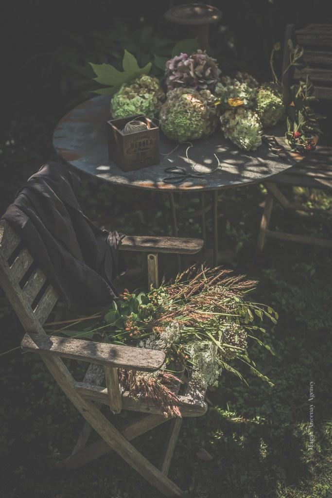 Bouquet de saison - Magali Ancenay
