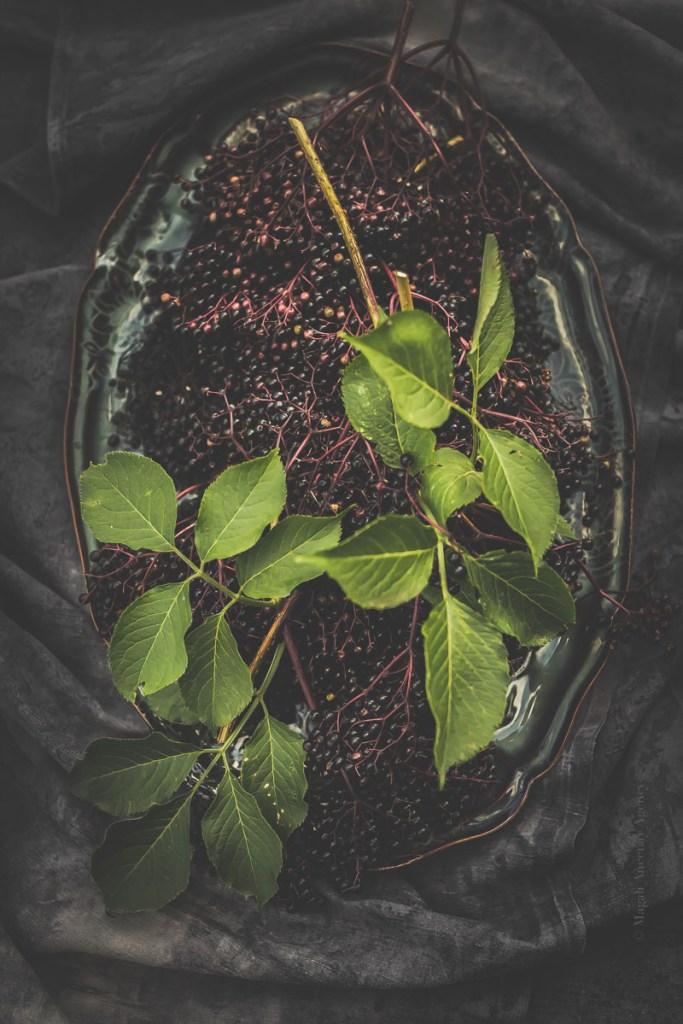 Récolte du. jardin