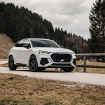 Audi Rs Q3 Sportback Tuned By Abt To 440 Horsepower