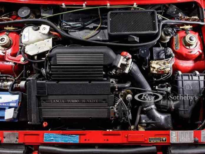 Lancia Delta HF Integrale 16V Turbo