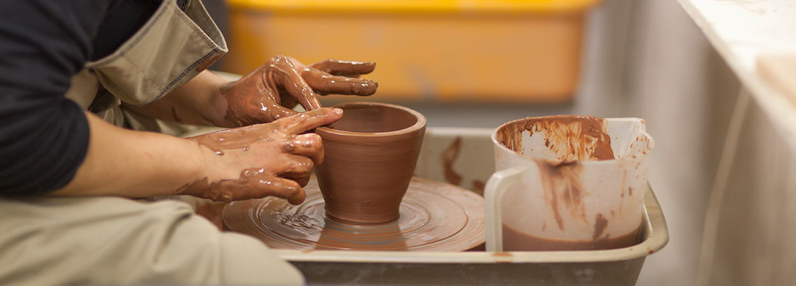 Thursday drop-in pottery