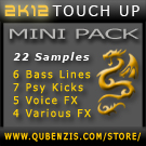 Mini Samplepack 22 Touch Ups