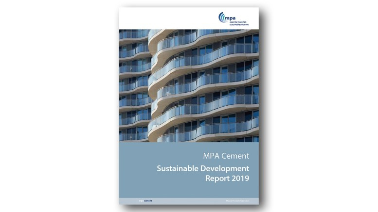 MPA Cement Sustainable Development report highlights its contribution to the circular economy