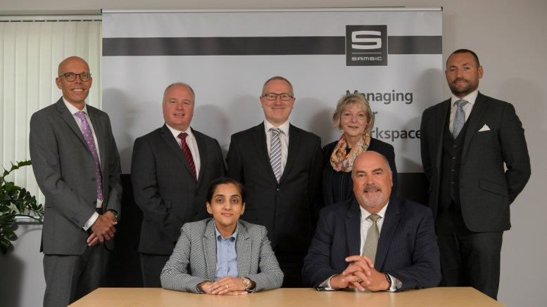 International facilities services provider Samsic has completed a review of its UK operations with a rebrand to complement Group identity and the appointment of a new management team