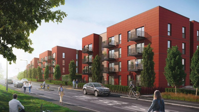 BoKlok UK receive planning permission for first UKhomes