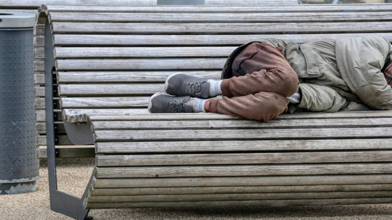 Building an end to homelessness