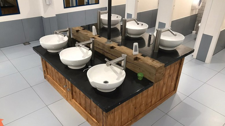 How New Farm Park achieved the right washrooms for its visitors