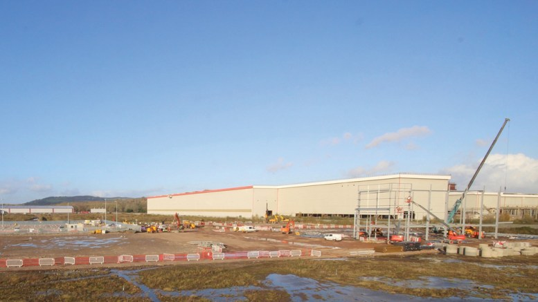St. Modwen breaks ground on second phase of development in Newport