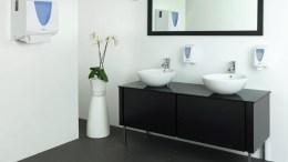 Improving washroom hygiene and employee confidence