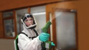 """Retailers and logistics specialists """"will maintain"""" COVID-19 disinfection despite vaccine roll out"""