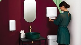With awareness of cleaning and hygiene at an all-time high, Alasdair Sharp, UK & Ireland Sales Manager for Satino by WEPA