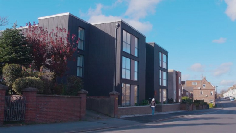 Announcing UK's first BCorporation modular construction company