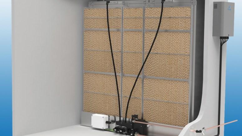 Condair launch new evaporative humidifier