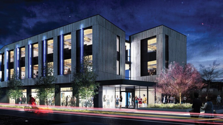 Sustainable £7M stem facility completes in Bristol