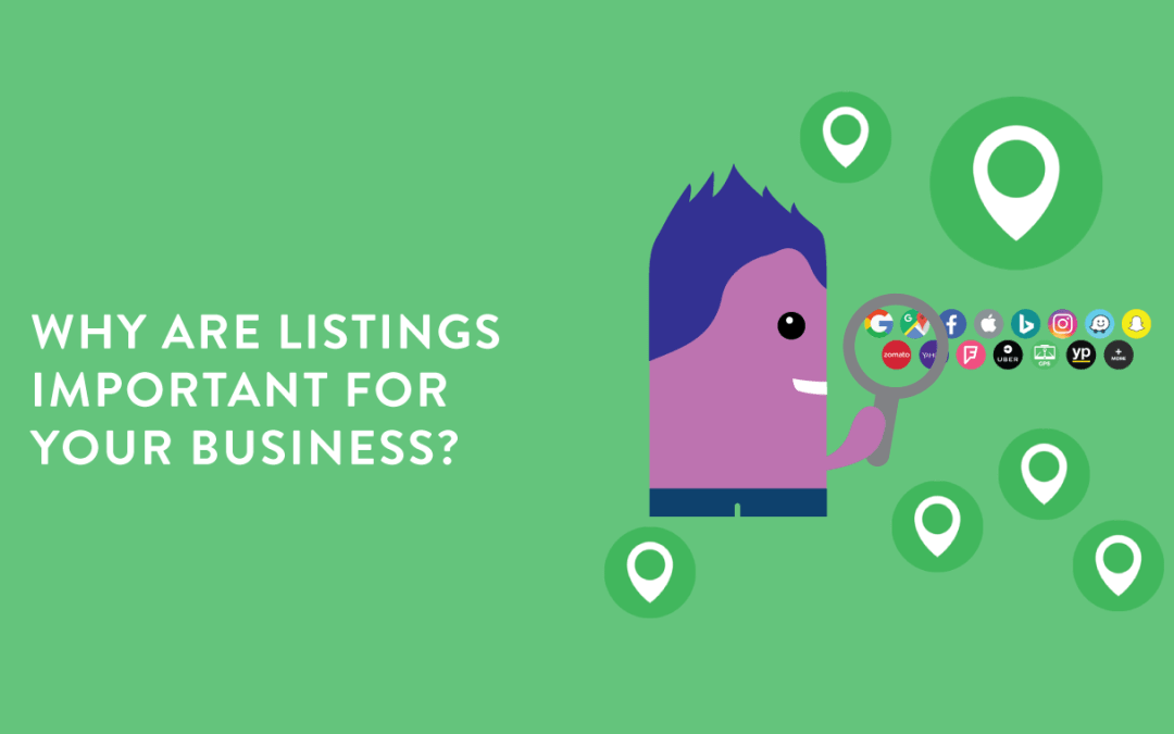 Why are Listings Important For Your Business?