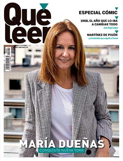 Revista Qué Leer Mayo