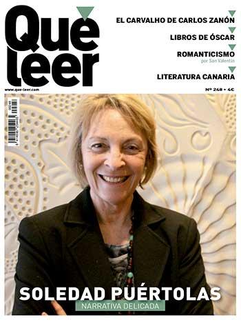 Revista Qué Leer Febrero 2019