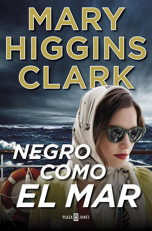 Novela Negra. Novedades. Negro como el mar. Qué leer.