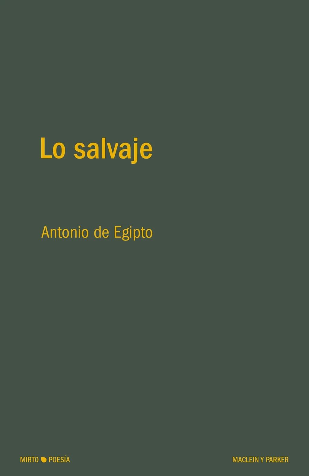 Lo salvaje. Novedades Poesía. Revista Qué Leer.