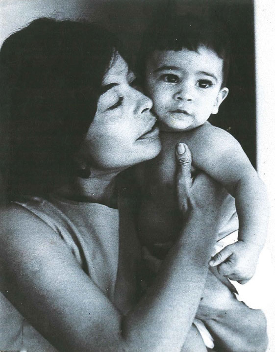 Boris Izaguirre. Infancia.