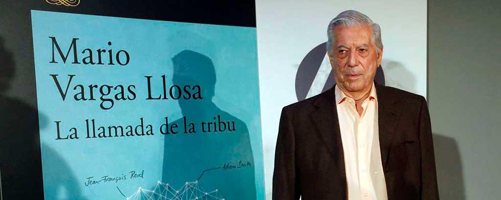 LA LLAMADA DE LA TRIBU. MARIO VARGAS LLOSA.