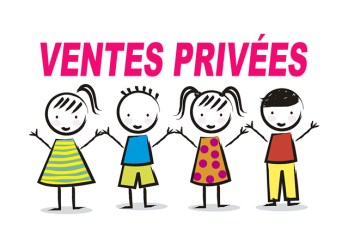 ventes privees enfant
