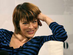 Milla Jovovich, presentadora de Eurovisión 2009