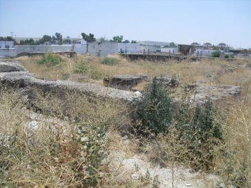 Las obras del futuro Parque Arqueológico de 'El Picadero' de Écija comenzarán antes de final de año