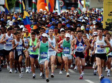 El keniano Kemboi y la marroquí Raifi se imponen en el Maratón de Sao Paulo