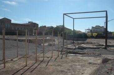 El parque arqueológico de la ciudad romana de Iesso se inaugura en Guissona