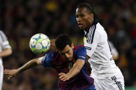 El Barcelona cae eliminado ante el Chelsea en la Champions (2-2)