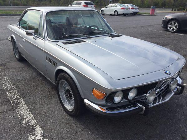 BMW 3.0 CSI 1972