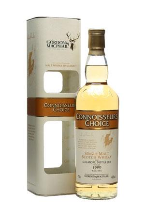 connoisseurs choice gordon macphail dalmore 1999 qu bec whisky. Black Bedroom Furniture Sets. Home Design Ideas