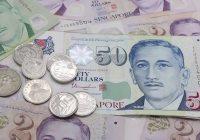 Singapore money