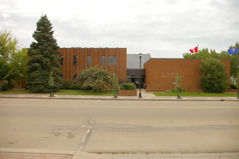 Vegreville Provincial Court for Alberta lawyers